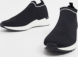 Kurt Geiger KG by Kurt Geiger sock trainer in black