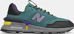 New Balance Teal Blue Ms 997 Schuhe - 45.5 / VERDE / MEN