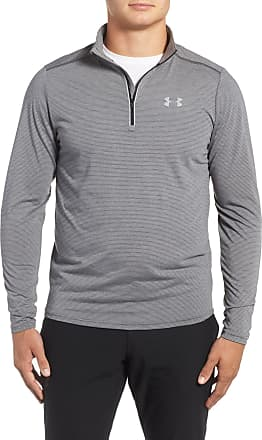 Under Armour Streaker Fitted Quarter Zip Training Pullover