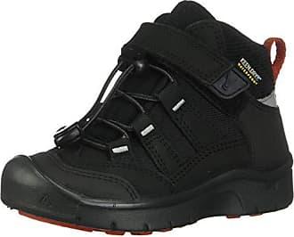 Chaussures de Randonn/ée Hautes Mixte Enfant KEEN Levo Botte dhiver Imperm/éable