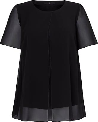 Emilia Lay Blouse short sleeves Emilia Lay black