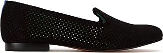Blue Bird Shoes Loafer Saudade de camurça - Preto