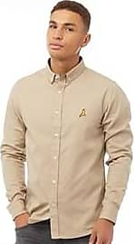 Brave Soul plain long sleeve shirt