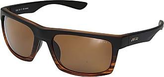Zeal Optics Drifter (Torched Woodgrain w/ Polarized Copper Lens) Sport Sunglasses