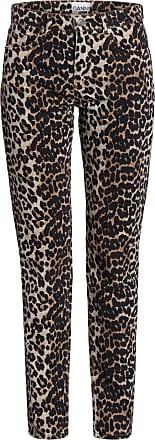 Ganni Jeans - 943 LEOPARD