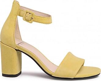 Vagabond Penny Citrus Sandale - suede leather | 40 | citrus - Citrus