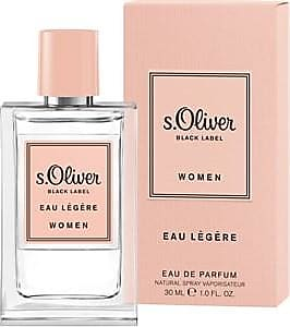 s.Oliver Black Label Women Eau Légére Eau de Parfum Spray 30 ml
