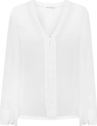 Le Lis Blanc Deux BLUSA FEMININA NELLY - OFF WHITE
