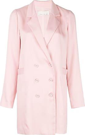 Fleur du Mal short blazer dress - Pink