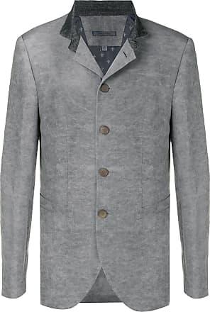 John Varvatos classic button jacket - Grey