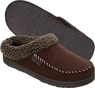 c087062b6dbf Dearfoams Indoor Outdoor Mens Clog Slipper - Comfortable