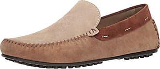 Donald J Pliner Mens Santos-MA Driving Style Loafer, Sand, 11.5 D US