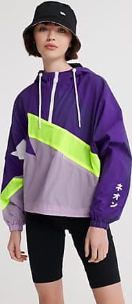 Superdry Urban Spliced Overhead Jacket