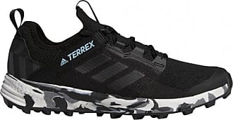 adidas Womens Terrex Agravic Speed + Scarpe per trail running Donna | nero/grigio