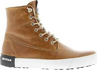 Blackstone Damen Pl91 Hohe Sneaker: : Schuhe
