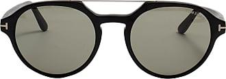 Tom Ford Eyewear Óculos de Sol Aviador Preto - Mulher - 55 US