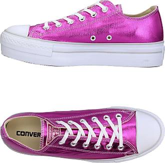 scarpe converse fucsia