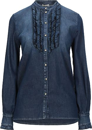 True Royal JEANS - Camicie jeans su YOOX.COM