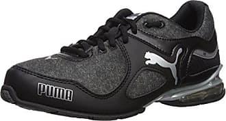 b036cdb6b89b Puma Womens Cell Riaze WN Sneaker Black Steel Gray