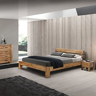 Neue Modular home24 Massivholzbett Ortega