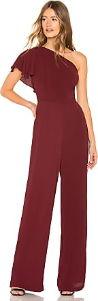 BB Dakota LA Woman Jumpsuit in Wine