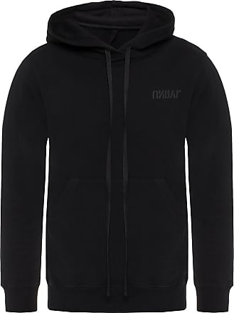 Unravel Logo-printed Sweatshirt Mens Black