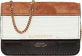 Burberry Card Holder With Logo Womens Multicolour