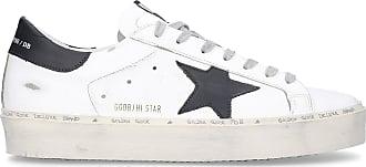 Golden Goose Sneakers Black S945-HI STAR