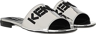 Kenzo Loafers & Slippers - Mule Silver - silver - Loafers & Slippers for ladies