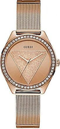 Seculus Relógio Feminino Guess Aço Ladies Trend 92718LPGTRA3 Analógico Rosé