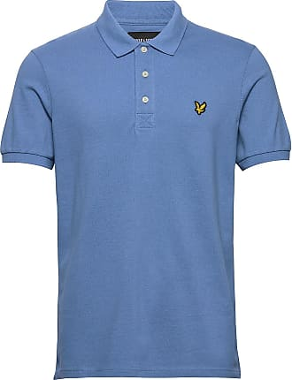 Lyle & Scott Polo Shirt Polos Short-sleeved Blå Lyle & Scott