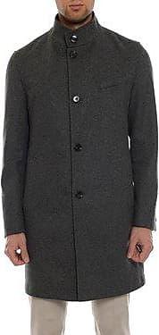 HUGO BOSS Shanty Slim-Fit Wool/Cashmere Coat