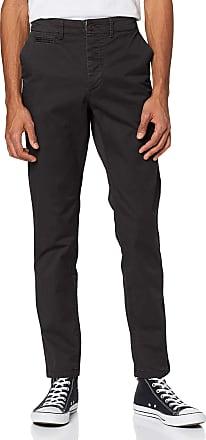 Jack /& Jones Intelligence Trousers Mens Elasticated Cropped Chinos Pants JJICody