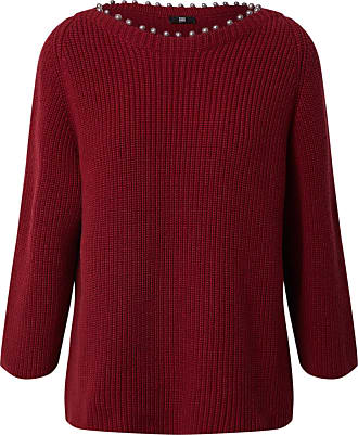 Riani Pull-over rouge carmin