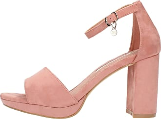 XTI Tenations 35047 Sandals with Heel Woman Pink 36