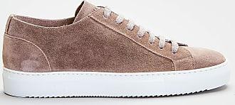 Doucal's sneakers scamosciata - fango