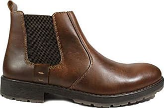 33353 25 Men's Brown Pull On Boots