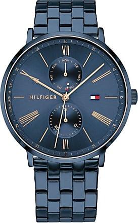 Vivara Relógio Tommy Hilfiger Feminino Aço Azul - 1782182