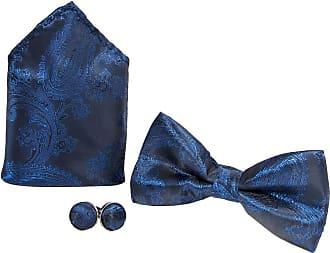 Mens Marc Darcy Designer Blue Pindot Pattern Tie