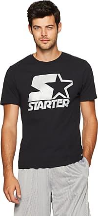 Exclusive Starter Mens Logo Baseball T-Shirt