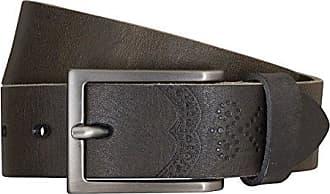 4e6f0e0c2c42b1 Bugatti Gürtel Herrengürtel Ledergürtel Vollrindleder Braun/Schlamm 691,  Farbe:Braun, Länge: