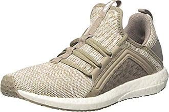100% authentic 79f1d e15d7 Nike Mega Nrgy Knit Wns, Zapatillas para Mujer, Gris (Rock Ridge-Puma