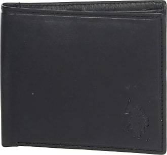 U.S.Polo Association U.S. POLO ASSN. Gary Horizontal Wallet Black