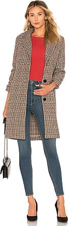 Velvet Graham Coat in Tan