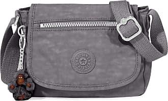 d9f733663 Kipling Sabian Crossbody Mini Bag One Size Charcoal Grey
