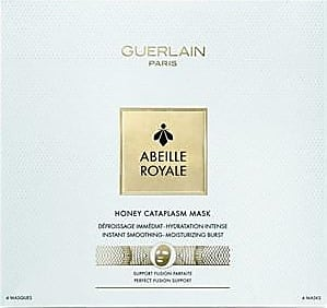 Guerlain Abeille Royale Anti Aging Pflege Honey Cataplasm Mask 4 Stk