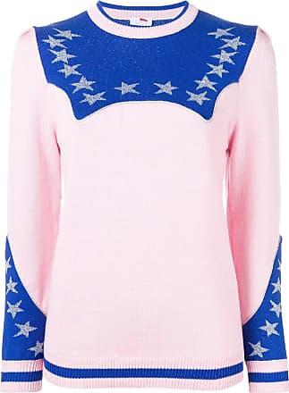 Ultra Chic star detail jumper - Pink