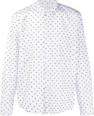 Henrik Vibskov Camicia con nastro - Di colore bianco