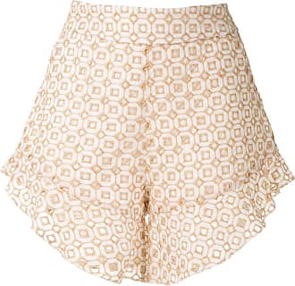 OLYMPIAH Orchid Shorts - Nude