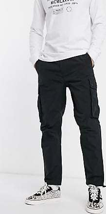 Topman LTD cargos in black